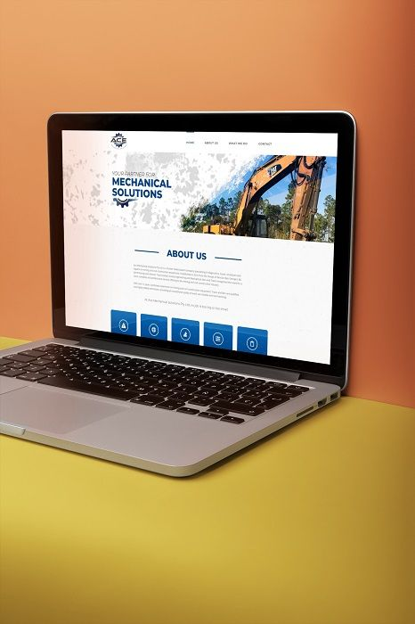 Ace Mechanical Solutions Website