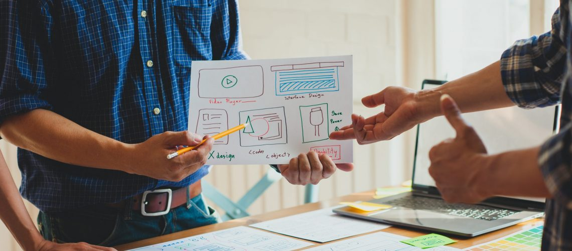 Everything A Startup's Web Design